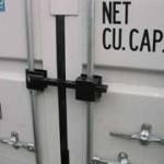 Containerverriegelung