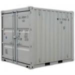 10 Fuss Container