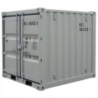8 Fuss Container